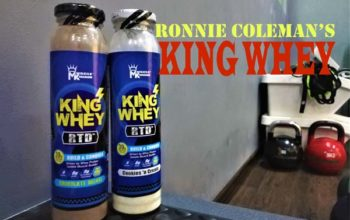 Ronnie Coleman's King Whey